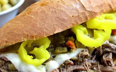 The Making of an Italian Beef