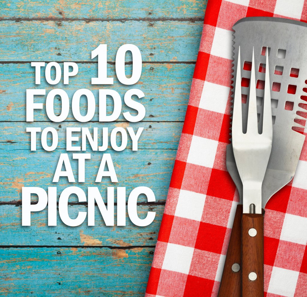 Top 10 Favorite Foods to Enjoy at a Picnic