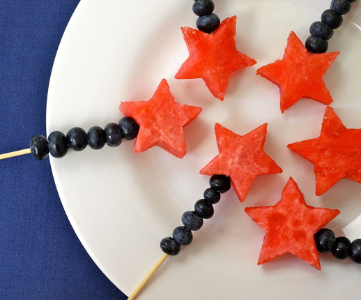 Patriotic Treats For 4th Of July!