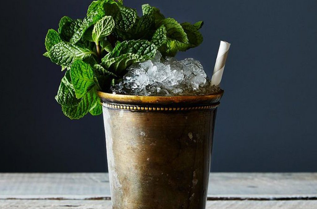 The Perfect Mint Julep